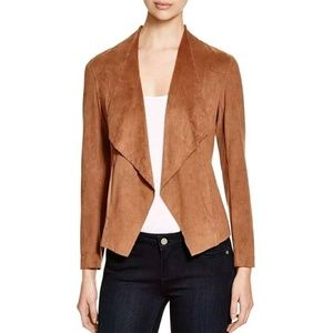 Alison Andrews Lincoln Beige Brown Open Front M